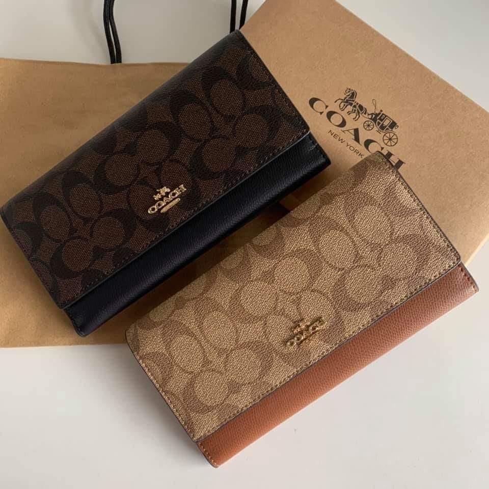 Coach men wallet best gift idea 2021